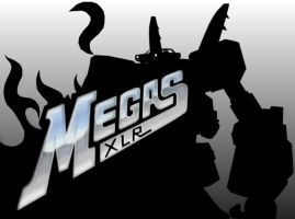 MEGAS XLR LOGO by g2mdluffy