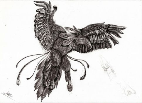 El Aguila by HellDestroyer