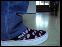 My sisster shoes VANS by nacpana-markeremm