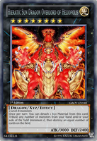 Hieratic Sun Dragon Overlord of Heliopolis by CardHunter