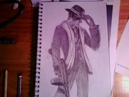 Leon Gangster by Katay
