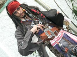 Jack Sparrow by TenchiMuyou