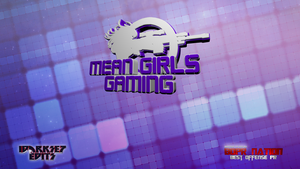MeanGirlsGaming Desktop Wallpaper by RPGgirl by Msbermudez