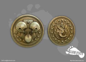 Espn Match Coin by CLUBF00T