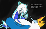AT Ashley and Ice King- Non preoccuparti by EnyatheAngelFox