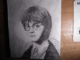 Harry Potter [HQ] by BrittanyAnnxOx