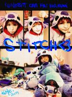 Kigurumi Stitch by kunebitt