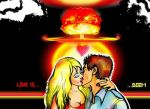 Love is Boom 2 by amnephis77