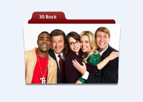 30 Rock Icon by chrisnoakes