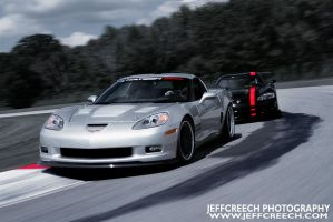 Vette vs Viper 2 by jcreech