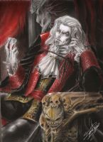 Dracula Symphony by ClAyMoRe--MiRiA