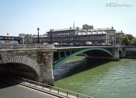 Stone and steel bridge by EUtouring