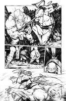 TMNT sequential 02 by Santolouco