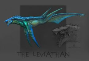 Leviathan by Spiralfish