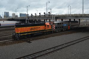 not your average passenger train by JDAWG9806