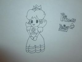 Princess Daisy by monkeymonkey153