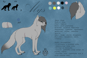 Alys 2012 character sheet by Kundlica
