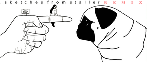 Sketches from Staller REMIX #1 by F3DDA