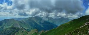 Tatra mountains by 75ronin