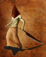 Pyramid Head by ReinekeFuchs