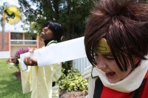Ouch Sanzo by Fruits-Punch-Samurai