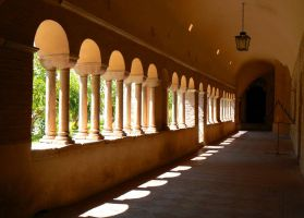 Church Arches 4883520 by StockProject1