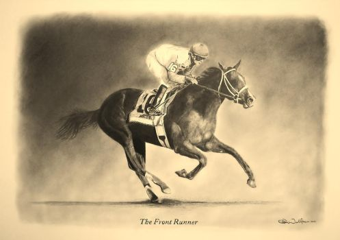 The Front Runner by Steve2656