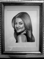 Aria Montgomery by pacificpastime