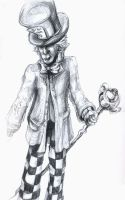 Hatter 'The Old and the New' by Lady-Nightmare
