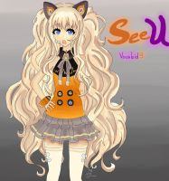 SeeU fanart by DivineDEFINATION