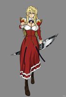 Satellizer el Bridget by GeneralGM