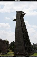 Medieval objects 9 Siege Tower by Wess4u
