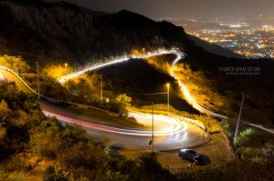 The Road to Monal by umerr2000