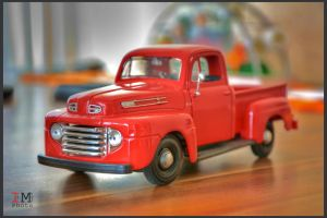 FORD 1:25 HDR by gogo100878