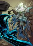 Wonder Worlock Vs  The Witch Colors by Onore-Otaku