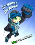 Mighty No. 9 -- Support! by suzuran