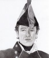 Lieutenant William Bush by sherlockart