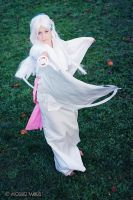 Sode no Shirayuki cosplay - Snow dance by AngyValentine