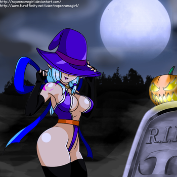 In a night of full moon... by NoPenNameGirl