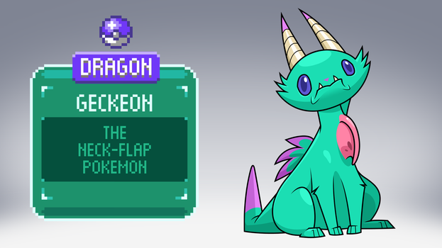 The Other Eevee Evolutions: Geckeon by ClubAdventure