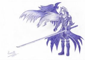 One-Winged Angel by Lm136