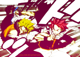 Fairy Tail 294 by Kiriku-Kilik