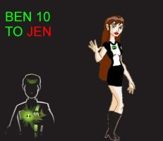 Ben 10 - hero form 3 by lurdpabl