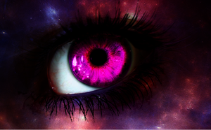 Galaxy Eye by RealDaydream