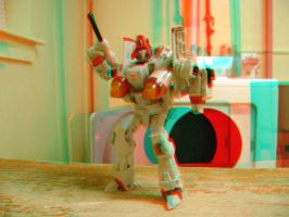 Classics Powerglide in 3-D by LittleBigDave