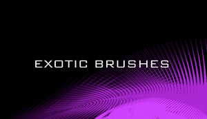 Exotic Brushes by HumanNature84