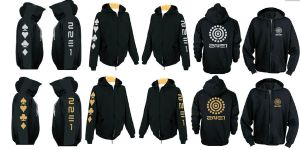 2NE1 Hoodie: Available for Purchase by NamiGato