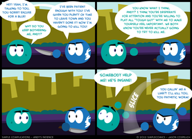 SC108 - Patience by simpleCOMICS