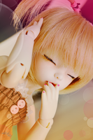 Dreaming by AidaOtaku-BJD