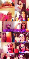Collage de Arely Tellez by AandyCyrus